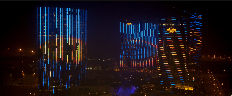 StandardVision: City of Dreams, Macau