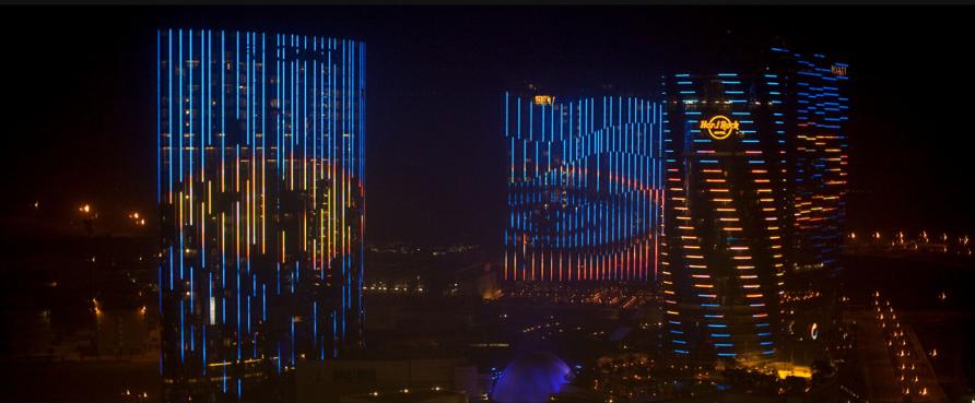 StandardVision: City of Dreams, Macau